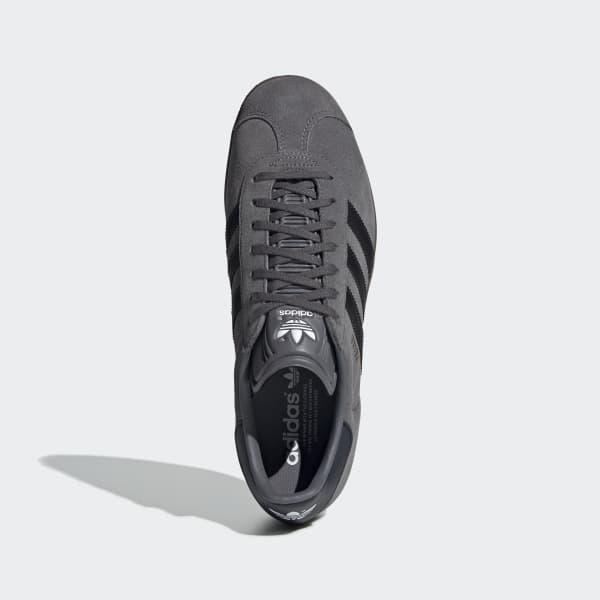 Chaussure Gazelle - Gris adidas   adidas France