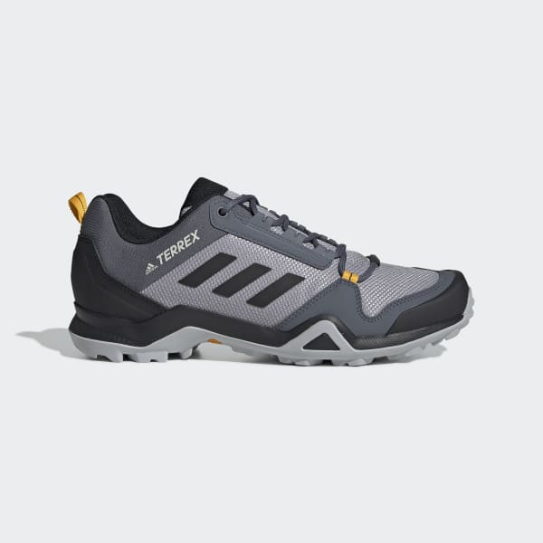 adidas Terrex AX3 Hiking Shoes - Grey