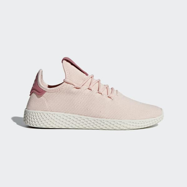 adidas Pharrell Williams Tennis Hu Shoes - Pink | adidas US | Tuggl