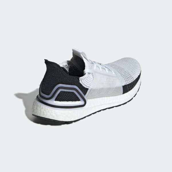 adidas Ultra Boost 2019 White Black B37707 Release Date SBD