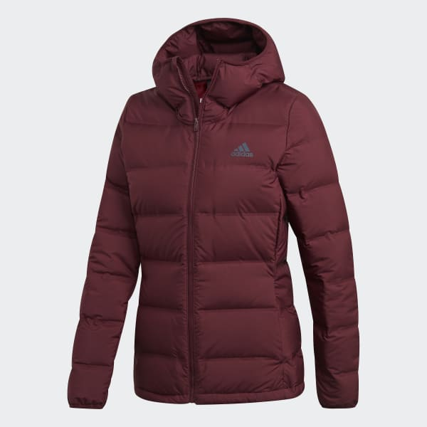 adidas Originals Dunjacka Long Down Jkt Svart Dun
