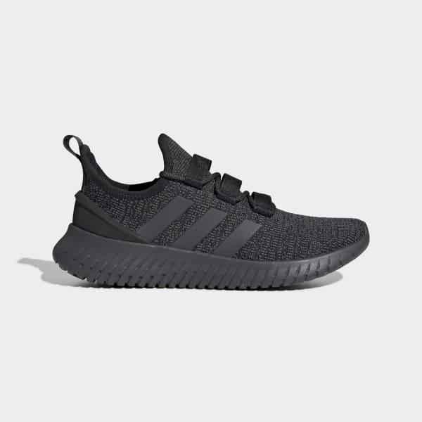 Adidas joggesko, svart + svart