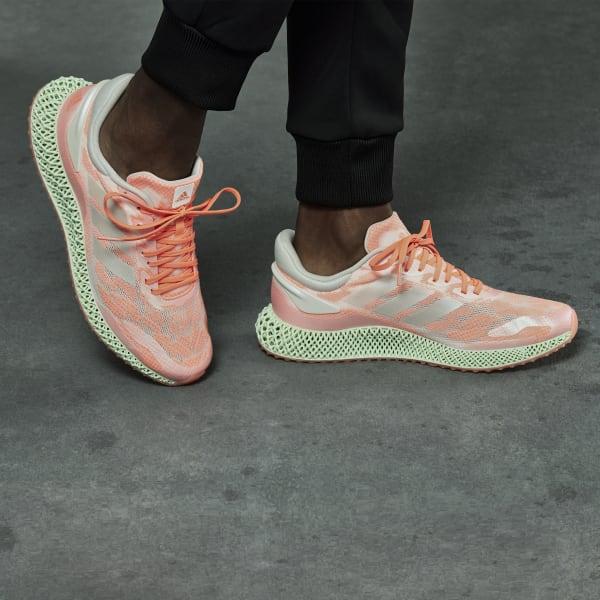 adidas 4D Run 1.0 Shoes - Pink | adidas UK