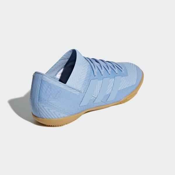 a53590ff01f8 adidas Nemeziz Messi Tango 18.3 Indoor Shoes - Blue