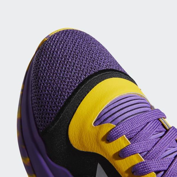 Posesión Mente hogar  adidas Marquee Boost Low Shoes - Purple | adidas US