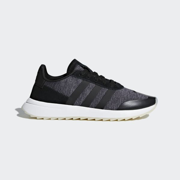 Adidas Women's Originals FLB_Runner Running Training Shoes Boost Black - CQ1970
