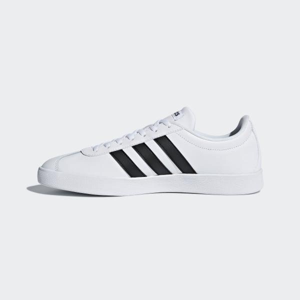 1f01c42b8191 adidas VL Court 2.0 Shoes - White