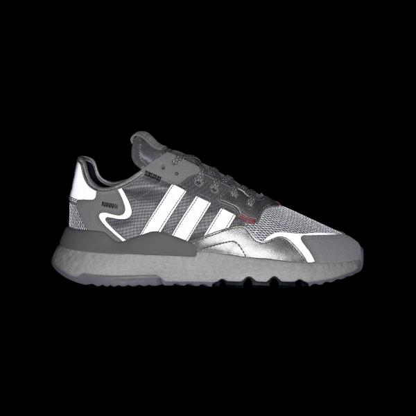 457c859d adidas Nite Jogger sko - Sølv | adidas Denmark