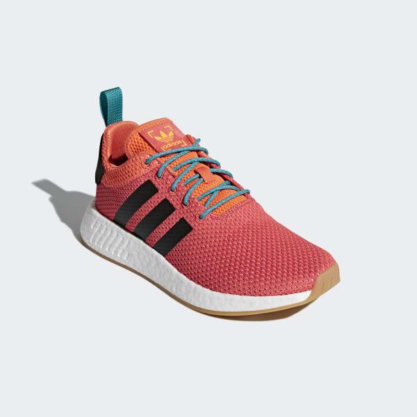 1aec8632bd8 adidas Sapatos NMD R2 Summer - Laranja