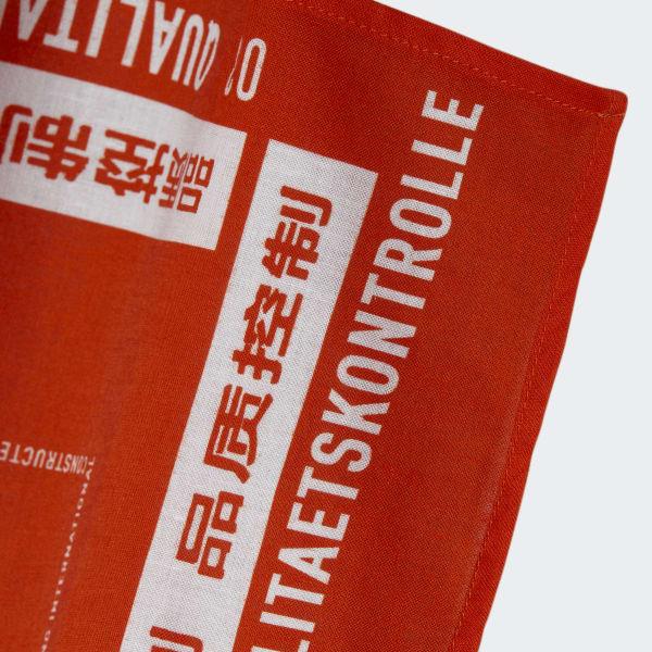 Bandana adidas Originals by Alexander Wang - Laranja adidas  7ef8353cf445c