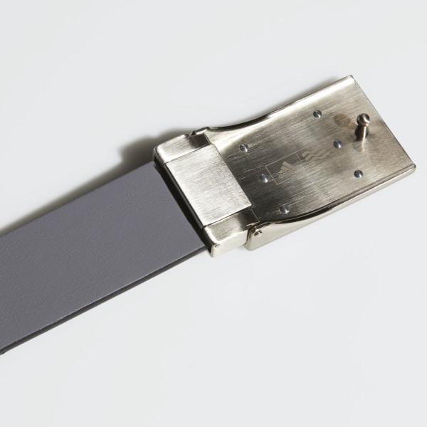 3-Stripes Solid Reversible Belt