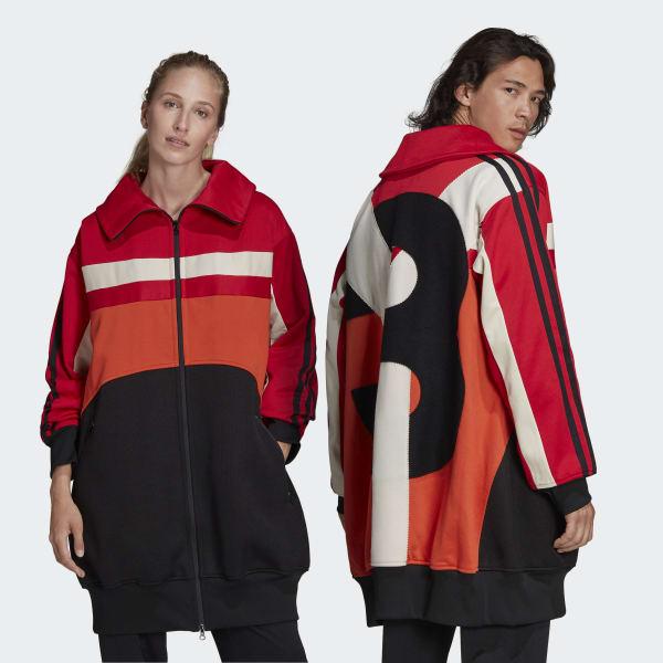Y 3 Oversize Graphic Originals Jacke