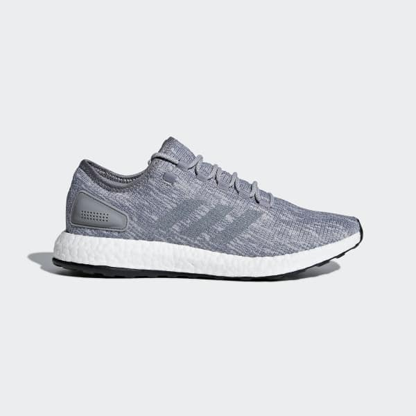 finest selection d1967 e27b0 adidas Pureboost Shoes - Grey   adidas US