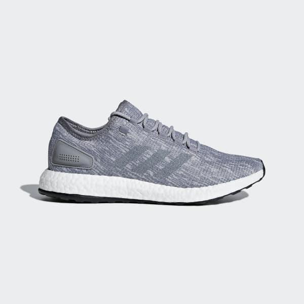 Adidas Pureboost Shoes Grey Adidas Us