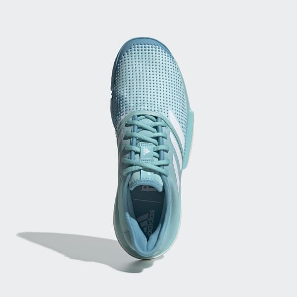Adidas Sole Court Boost Parley Dame