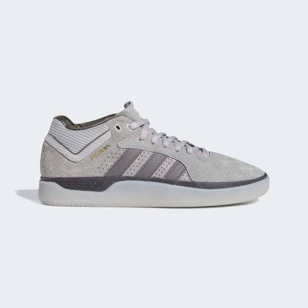 Adidas Tyshawn Shoes Grey Adidas Us