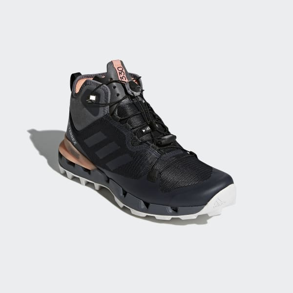 Bota adidas TERREX Fast Mid GTX-Surround - Negro adidas  f7438d9c78c1d