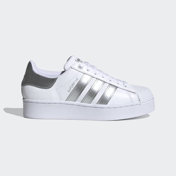 adidas Superstar Bold Shoes - White
