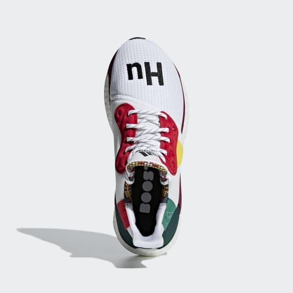 61ed5e2a87936 adidas Pharrell Williams x adidas Solar Hu Glide ST Shoes - Red ...