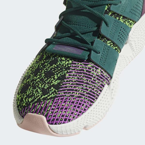 9dd55249ea5d6 adidas Dragonball Z Prophere Shoes - Green
