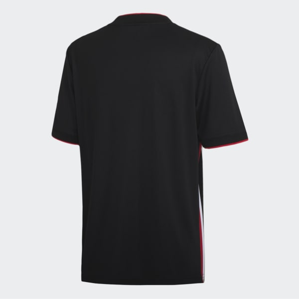 48b8d271fab Camisa Sao Paulo Ii Infantil - Vermelho adidas