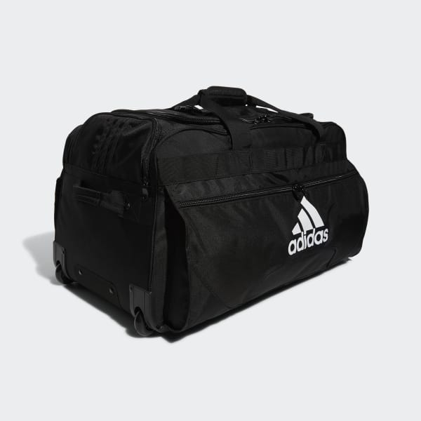 9fd17c67ef adidas Wheeled Team Bag - Black