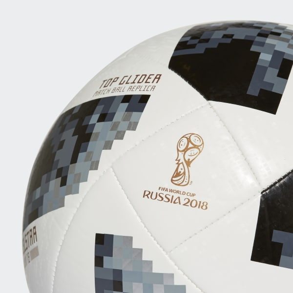 197dc3a83 adidas FIFA World Cup Top Glider Ball - White