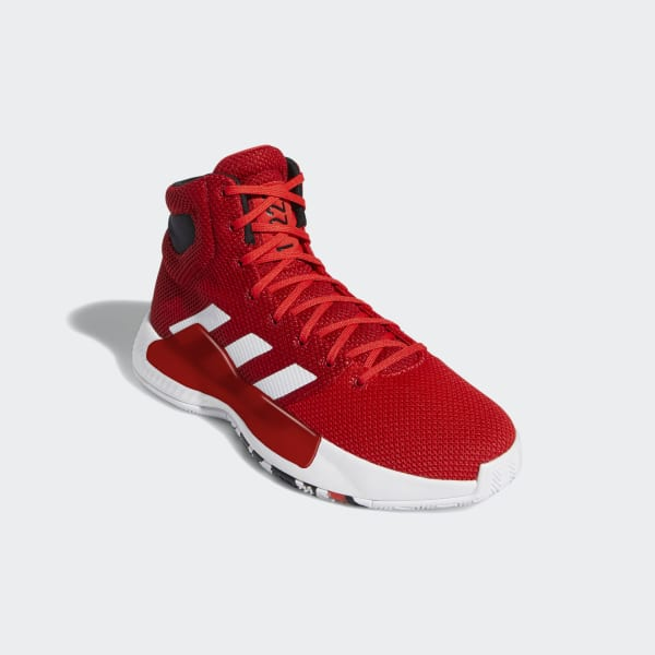 e72446e4f7ae adidas Pro Bounce Madness 2019 Shoes - Red