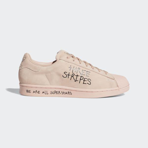Men's Rello Superstar Vapor Pink Shoes
