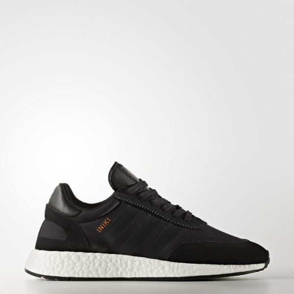 adidas Men's Iniki Runner Shoes - Black