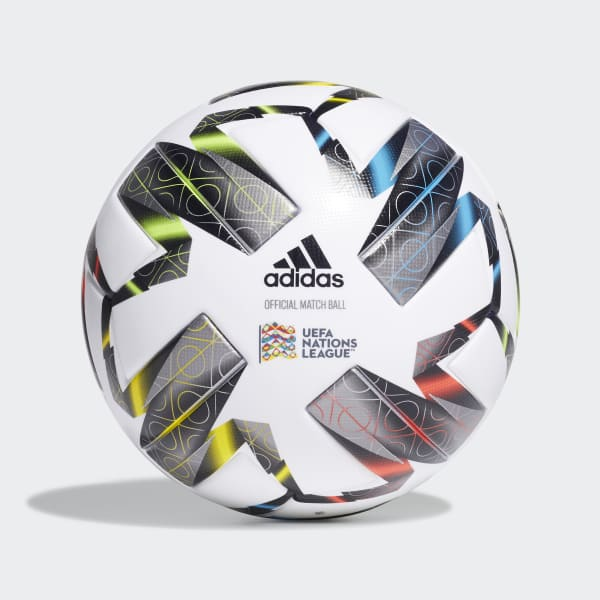 adidas UEFA Nations League Pro Ball - White | adidas Deutschland