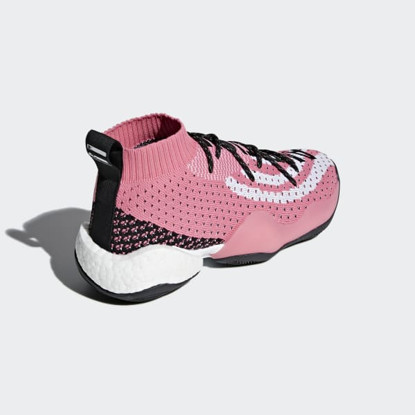 official photos c135c c2c7d adidas Crazy BYW LVL x Pharrell Williams Shoes - Pink  adida