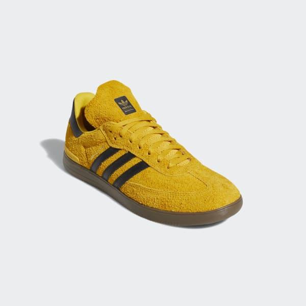 fd8500e282b adidas Samba ADV sko - Guld   adidas Denmark