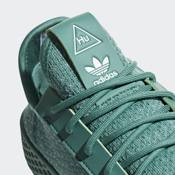 72f339be8eed9 adidas Pharrell Williams Tennis Hu V2 Shoes - Green
