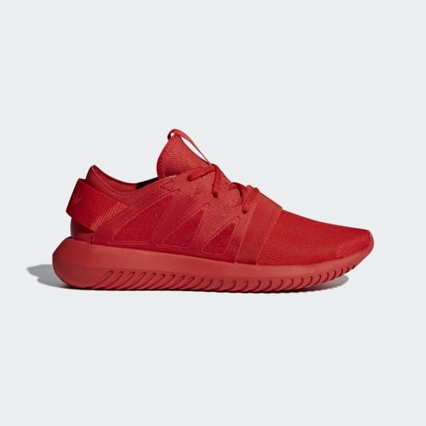 adidas Tubular Viral Shoes - Red