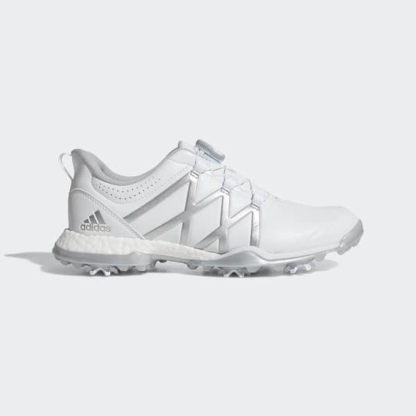 adidas Adipower Boost Boa Golfschuh Weiß | adidas Deutschland