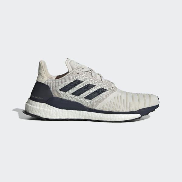 adidas Solar Boost Shoes Blue | adidas UK