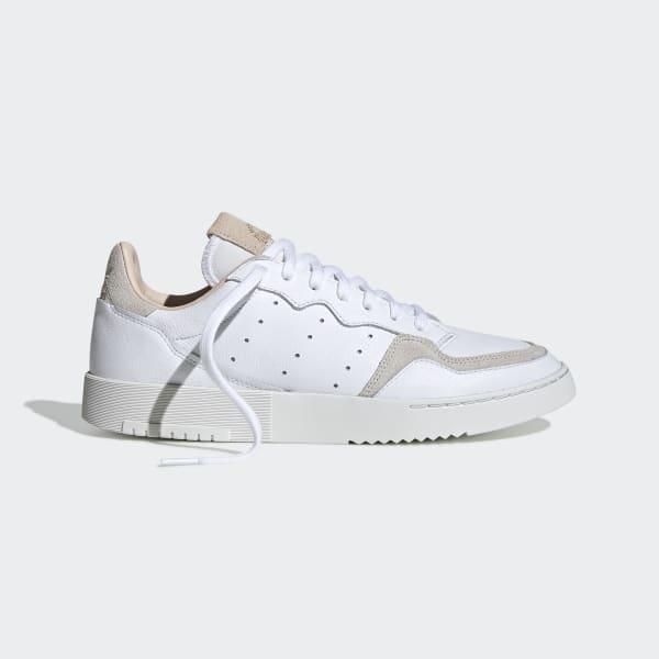 adidas Supercourt Shoes - White | adidas UK