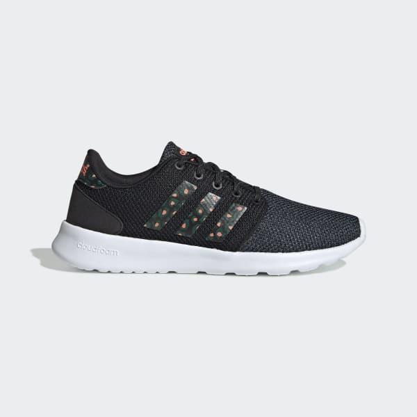 adidas QT Racer Shoes - Black | adidas US