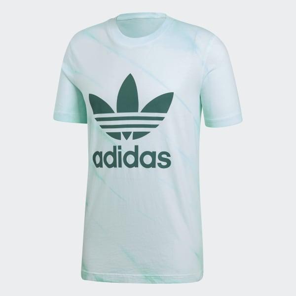 ADIDAS ORIGINALS Tie Dye T Shirt for Men Black