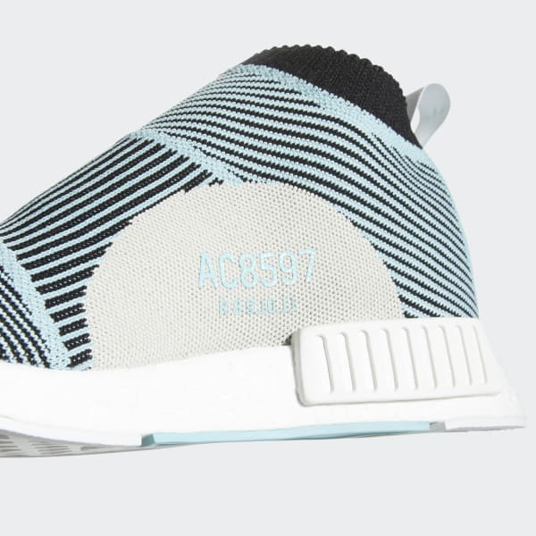 e4515c156 adidas NMD CS1 Parley Primeknit Shoes - Black