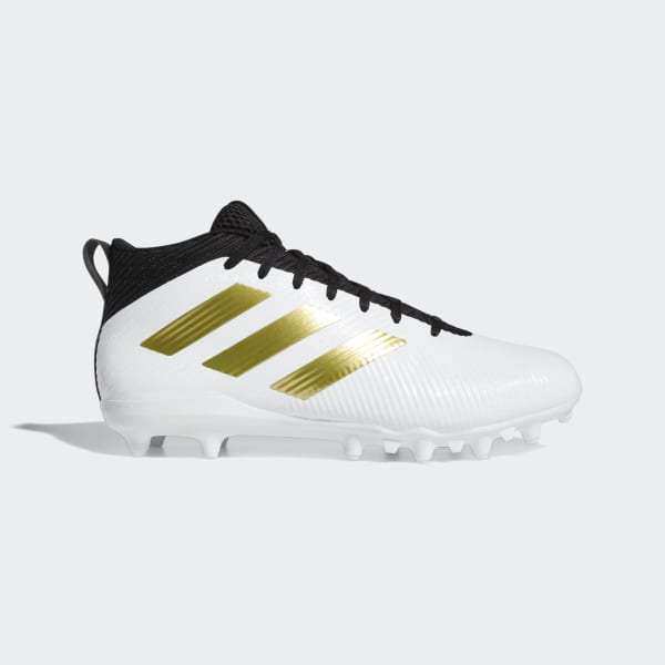 adidas Freak Ghost Cleats - White