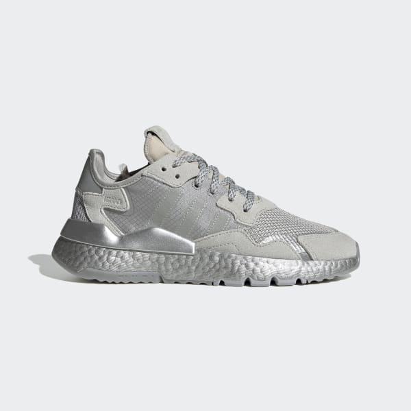 adidas NITE JOGGER W - Grey | adidas US