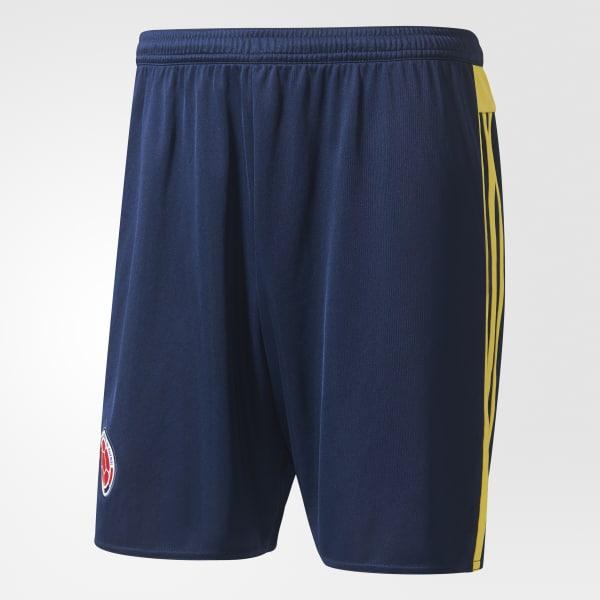 Shorts Uniforme Local Selección Colombia 2014/2015