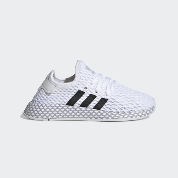 adidas Deerupt Runner Schuh - weiß   adidas Deutschland 602f44450f