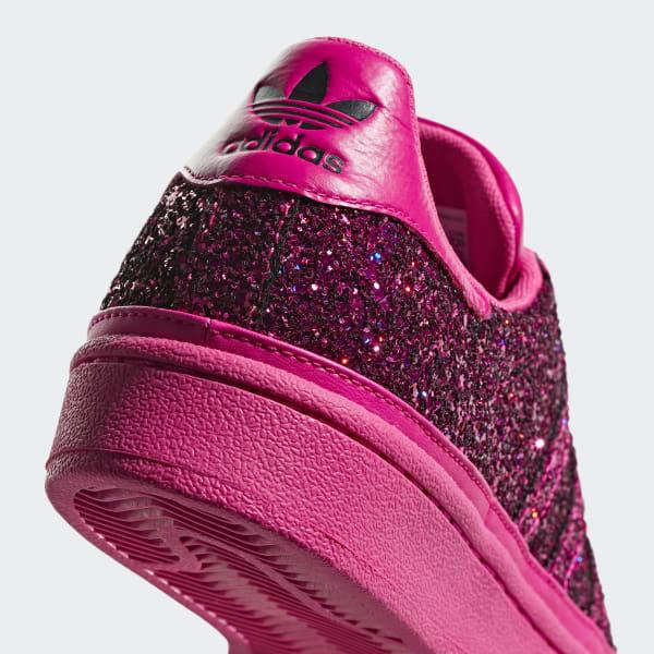 baratas nueva selección muy agradable adidas Tenis Superstar - Rosa   adidas Mexico
