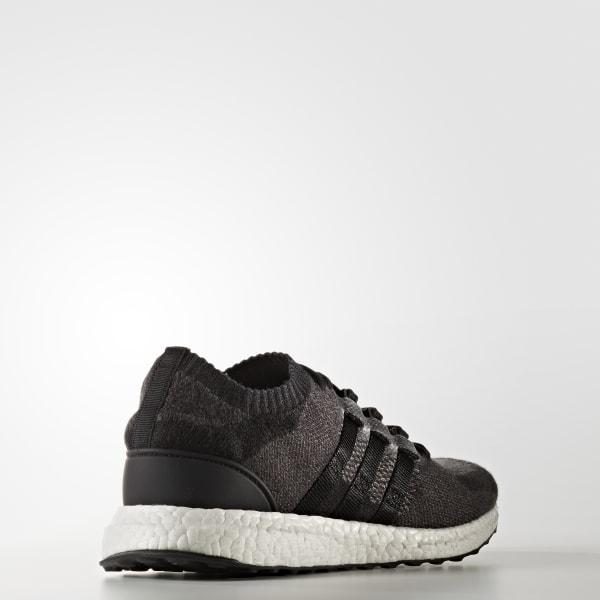 ecbb0b41e1f16 adidas Men s Equipment Support Ultra Primeknit Shoes - Black ...