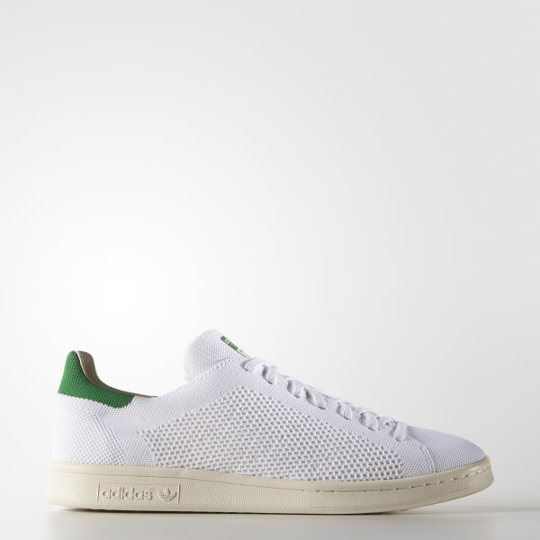 13f06fe5b582 adidas Men s Stan Smith Primeknit Shoes - White
