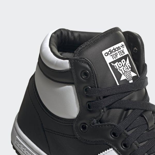 adidas top ten hi nere