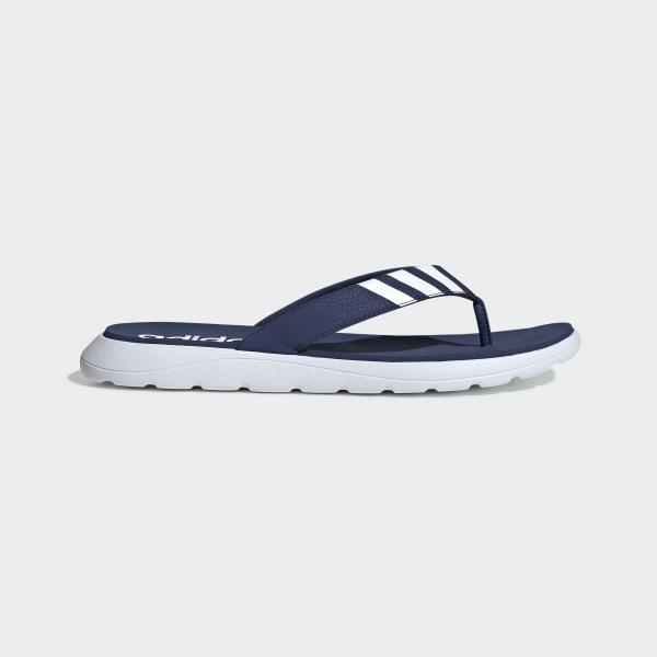 adidas Comfort Flip-Flops - Blue